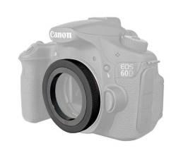 Título do anúncio: Adaptador T2 telescópio microscópio para dslr Canon digital Eos Rebel