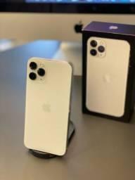 Título do anúncio:  iPhone, 11 Pro, Prata, 64gb (semi-novo) LOJA FÍSICA NEXTECH