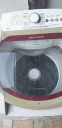 Título do anúncio: Máquina de lavar Brastemp   Retirada de peças