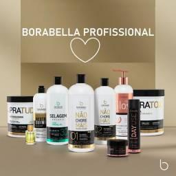 Borabella True Professional Linha Completa Original Pronta Entrega
