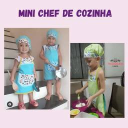 Título do anúncio: Mini Chef de Cozinha DIA DAS CRIANÇAS