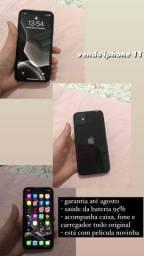 vendo iphone 11 de 64gb novinho