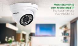 kit de segurança com câmeras de monitoramento