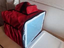 Título do anúncio: Mochilão bag entregas express