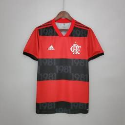 Título do anúncio: Camisa Flamengo Titular 21/22