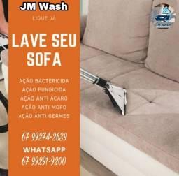 Título do anúncio: Limpeza de sofás e higienização