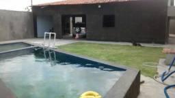 Casa Planejada com Móveis Rústicos com Piscina, Pronta para Mora!
