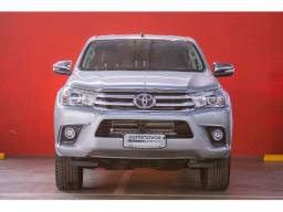 Título do anúncio: Toyota Hilux 2.8 SRX 4X4 CD 16V DIESEL 4P AUTOMATICO