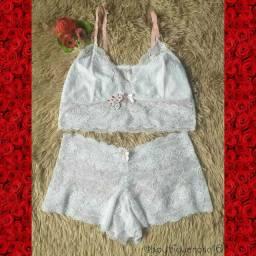 Lingerie, roupa de dormir, baby doll