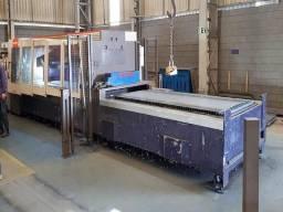 Título do anúncio: Máquina de Corte a Laser Bystronic 3015 - 5200W