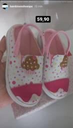 Título do anúncio: Lindos Sapatos e tênis Criança