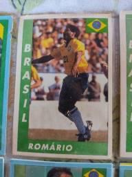 Cards da Seleção Brasileira de 1994