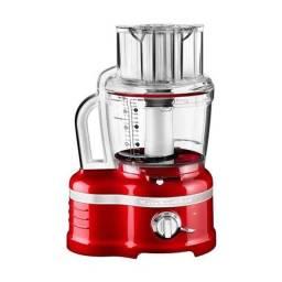 Título do anúncio: Processador de Alimentos KitchenAid Pro Line 780W Vermelho Maçã 110V NF Garantia