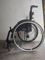 Título do anúncio: Cadeira de rodas monobloco