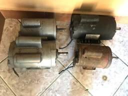 Motores monofásico - troco