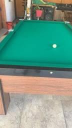 Mesa Gaveta 2,42 x 1,42 Tecido Verde Mod. 899JN8MD