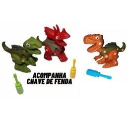 Título do anúncio: Dinossauro Monta e Desmonta Educativo infantil .