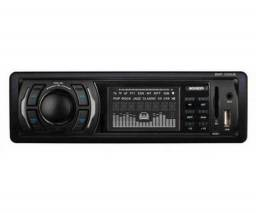 CD Player Automotivo Booster BMP-1250 SD / USB / MP3<br><br>