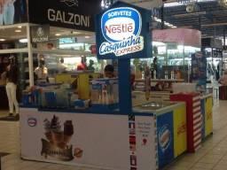 Concessão Sorvetes Nestlé + Sorvetes Kibon em Caruaru