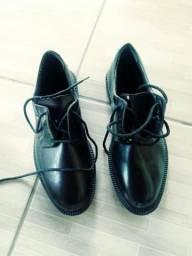 Sapato masculino preto N 45