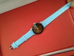 Lindo relógio Unisex