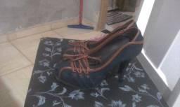 Calçado feminino scarpam