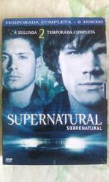 Box Supernatural 25,00 reais cada box