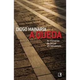 A Queda - As memórias de um pai em 424 passos, de Diogo Mainardi/ Em ótimo estado