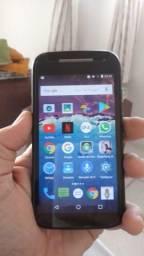 Moto E2 16GB 4G, conservadíssimo, perfeito. LEIA