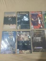 Coleção HQs Sandman