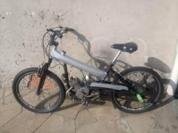 """Bicicleta motorizada""!"