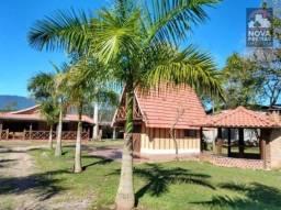 Chácara para alugar em Pegorelli, Caraguatatuba cod:CH0091
