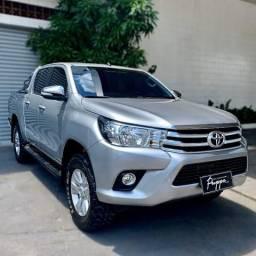 Hilux SRV 4X4 Diesel - 40.000 Entrada - 2017