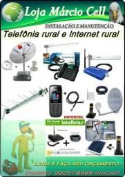 Telefonia e Internet Rural