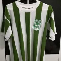 Camisa retro Atlético Nacional