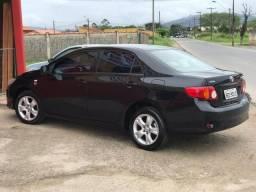 Corolla 1.8 automatico completo preço imbatível - 2010