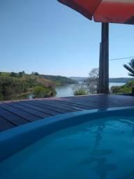 Aluga-se casa alagado nova prata do Iguaçu disponivel dia 13/14/15 próximo final de semana