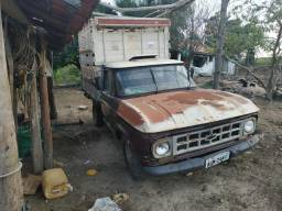 Caminhonete boiadeira A10 diesel - 1984