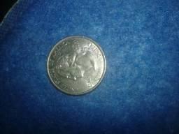 Vendo uma moeda antiga América