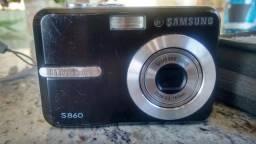 Câmera Digital Samsung S860 - 8.1 Megapixels