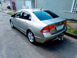 Honda Civic LXS 1.8 16V 2006/2007 Gasolina - 2007