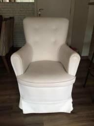 Cadeira Amamentação com balanço