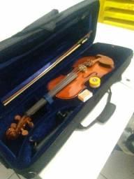 Eagle Ve441 Violino 4/4 Com Case Breu E Arco