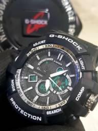 a51091bb7c2 Relógio Casio G-SHOCK A Prova D água 50 Metros