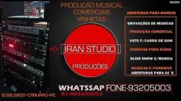 Iran Studio produções