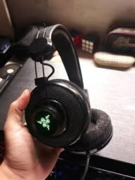Headset Fone Razer Carcharias