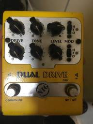 Pedal dual drive