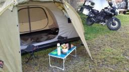 Barraca de Camping Trilhas e Rumos Super Esquilo 6 Pessoas