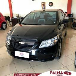 Chevrolet onix 1.0 ls 4p t.flex completo 2015 2015 airbag abs - 2015