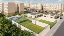 155 DjuE. Viva Vida no Novo Gama Apartamentos 2 Quartos com Conforto e Lazer